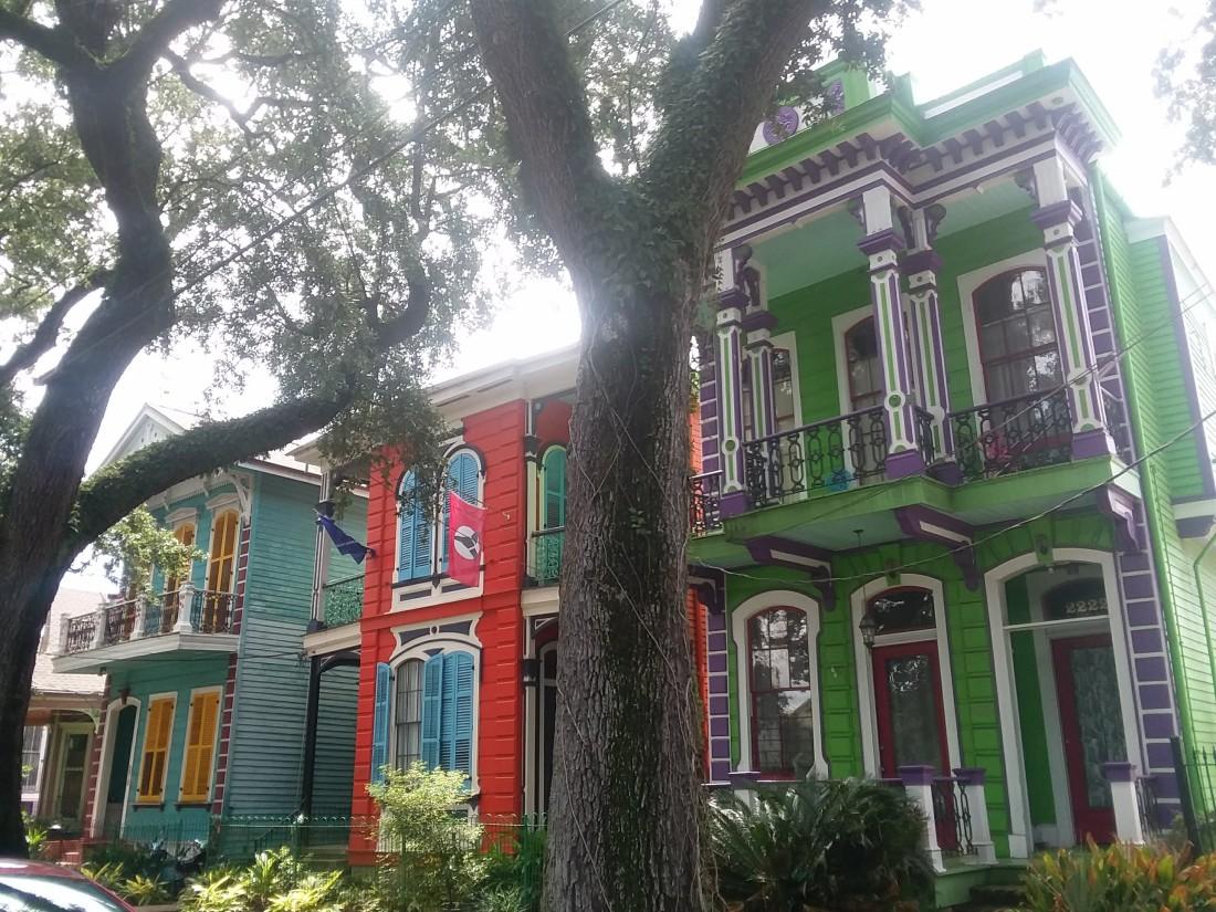 Esplanade Houses